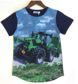Shirt korte mouw Deutz