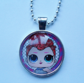 L.O.L Surprise ketting Stardust queen.