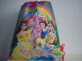 Kinder gym/zwemtas Snow white
