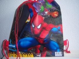 Kinder gym/zwemtas Spider Man