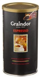 GRAINDOR Espresso gemalen - 500 gr