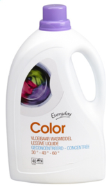 EVERYDAY  vloeibaar wasmiddel Color -  2,8L  of 40 wasbeurten