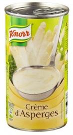 KNORR  aspergecrème soep, in blik - 515 ml