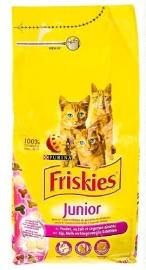 FRISKIES Junior-1 kip-groenten 2kg