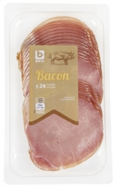 BONI SELECTION bacon sneden,  ±  200 gr.