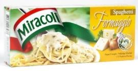 MIRACOLI - spaghetti met kaassaus, voor 2 a 3 personen, 314 gr