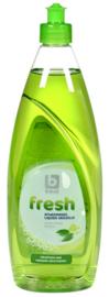BONI SELECTION  afwasmiddel citroen-thee - 750 ml.