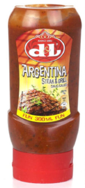 DEVOS LEMMENS  saus argentina, steak sauce Top Down  -   300 ml.