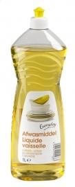 EVERYDAY afwasmiddel geconcentreerd, citroen - 1 L
