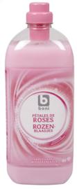 BONI SELECTION  wasverzachter met rozen - 1,5L - 60 dosis