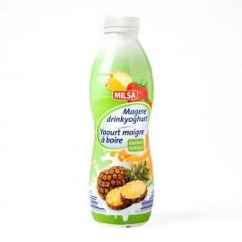 Magere drinkyoghurt exotisch - 750 ml.