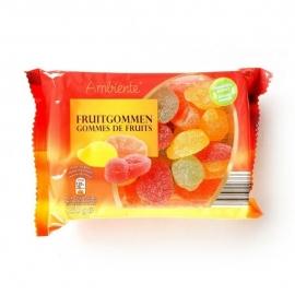 AMBIENTE®   zachte vruchtengommen mixed - 250 gr.