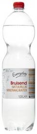 EVERYDAY  bruisend mineraalwater -  1,5 L