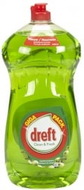 DREFT  Clean & Fresh appel Giga Pack - 1,5 L