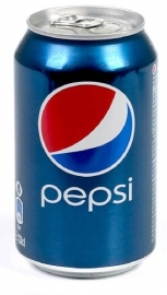 PEPSI cola (blik/can) - 33 cl