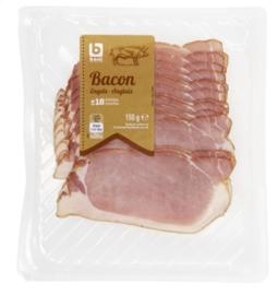 BONI SELECTION English bacon sneden - 150 gr.
