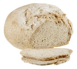ZWEEDS BRUIN BROOD - 800 gr.