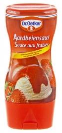 DR.OETKER  aardbeiensaus - 200 ml.