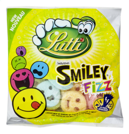 LUTTI  Smiley Fizz   -   180 gr