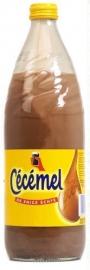 "CECEMEL chocolademelk (fles), The ""Original"" - 75 cl in glazen fles."