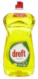 DREFT  afwasmiddel Citroen - 1,5 L.