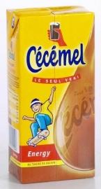 CECEMEL Energy chocolademelk, met druivensuiker, UHT - 1 L