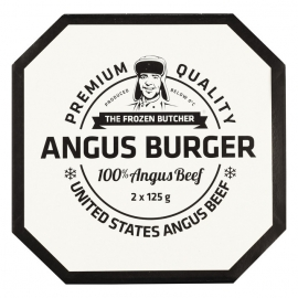 The Frozen Butcher Angus beefburger - 2 x 125 gr.