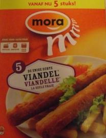 MORA  viandel, 5 stuks - diepgevroren.