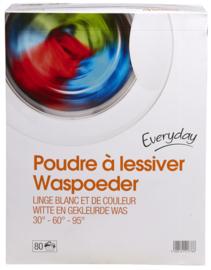 EVERYDAY  waspoeder 4,40kg  -  80 dosissen