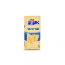 NESTLE  GALAK witte chocolade tablet  - 125 gr