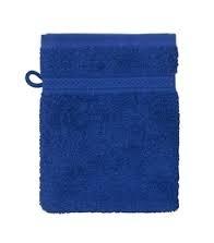 Luxe washandje voor badkamer 16 x 21 cm, kleur volgens keuze - per 1 stuk.