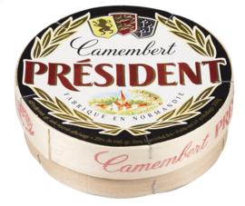 PRESIDENT  camembert - 250 gr.