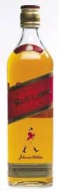JOHNNIE WALKER red label 40 % vol, 70 cl.