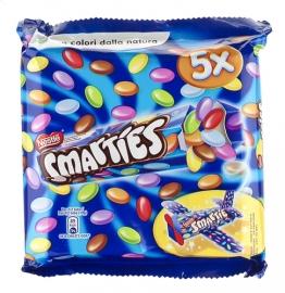 NESTLE  SMARTIES  -  5 x 38 gr.