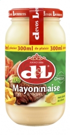 DEVOS LEMMENS  mayonaise citroen - 300 ml.