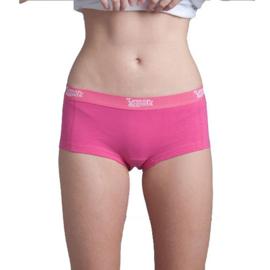 Damesslips - boxer - short, ondergoed  (S, M, L, XL, XXL)  -  Set van 2.