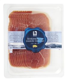 BONI SELECTION  Serranoham - 200 gr