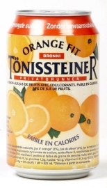 TONISSTEINER Orange Fit (blik) 33 cl
