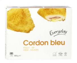 EVERYDAY  Cordon bleu kip-kalkoen  -  500 gr