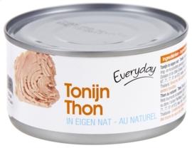 EVERYDAY  tonijn in eigen nat -  200 gr.