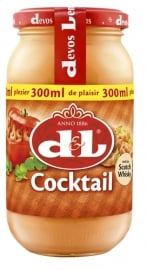 DEVOS LEMMENS  cocktailsaus  -  300 ml.