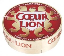 COEUR DE LION  Le Camembert - 250 gr.