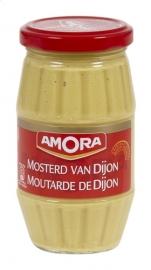 AMORA  mosterd van Dijon (pot) - 265 gr.