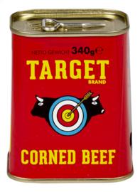 TARGET  corned beef - 340 gr.