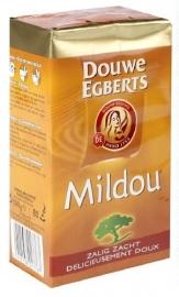 DOUWE EGBERTS Mildou gemalen koffie 500g