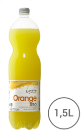 EVERYDAY  limonade Orange zero  -  1,5L