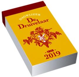 De Druivelaar 2019 - scheurkalender