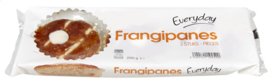 EVERYDAY  3 frangipanes  - 200 gr.