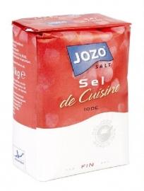 JOZO zout met jodium - 1 kg