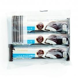 AMBIENTE®  Gevulde chocoladerepen vanille - 3 x 46 gr.